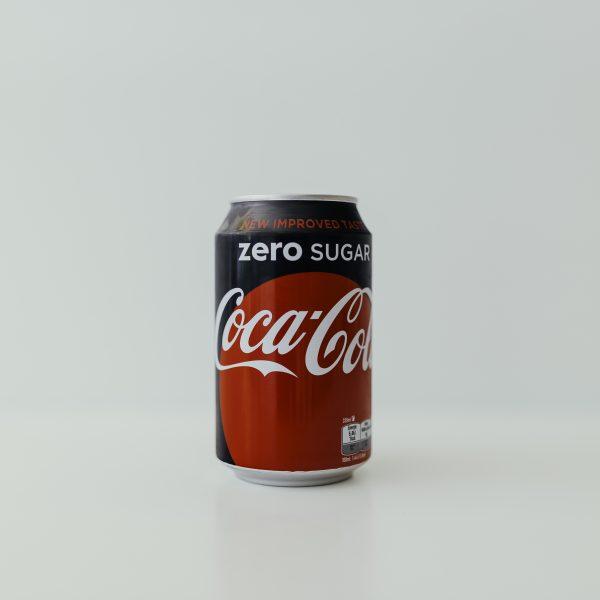 Boisson gazeuse coca cola zero sucre